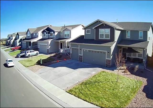 9127 Pennycress Drive, Colorado Springs, CO 80925 (MLS #2708683) :: 8z Real Estate