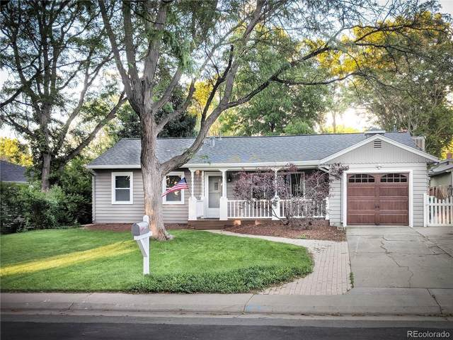 3170 S Dexter Street, Denver, CO 80222 (MLS #2708689) :: Kittle Real Estate