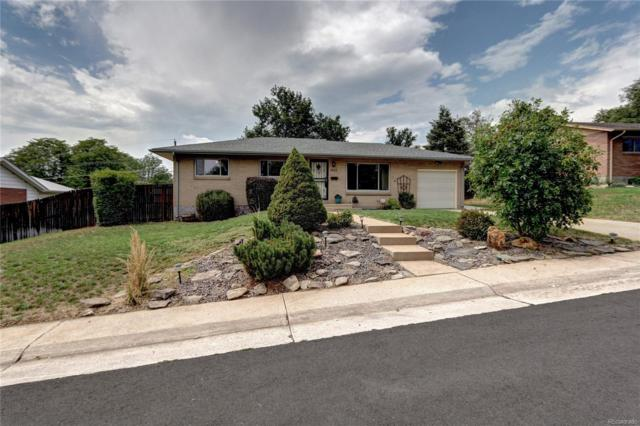 4023 W Eldorado Place, Denver, CO 80236 (#2708723) :: The Pete Cook Home Group