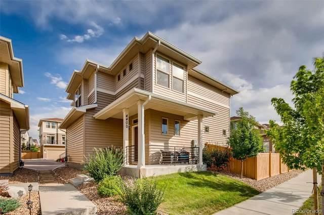 4400 Elegant Street, Castle Rock, CO 80109 (#2708888) :: The Scott Futa Home Team