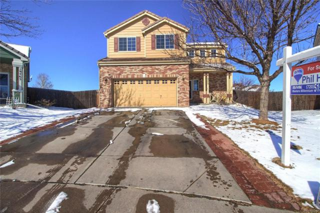 19773 E Baker Place, Aurora, CO 80013 (#2709084) :: The Peak Properties Group
