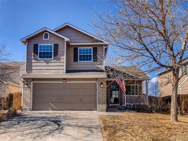 5157 S Valdai Street, Aurora, CO 80015 (MLS #2710359) :: Kittle Real Estate
