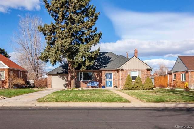 2675 Locust Street, Denver, CO 80207 (MLS #2710400) :: Kittle Real Estate