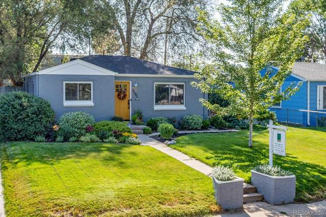 4580 S Acoma Street, Englewood, CO 80110 (#2710723) :: The Scott Futa Home Team
