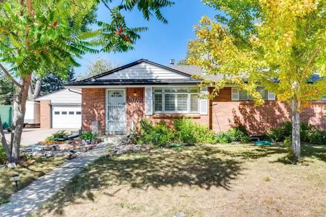 6007 S Elizabeth Way, Centennial, CO 80121 (MLS #2710837) :: 8z Real Estate