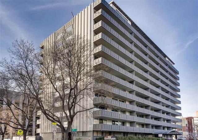 909 N Logan Street 6K, Denver, CO 80203 (#2710924) :: Briggs American Properties