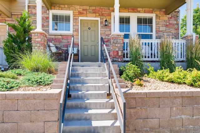 13600 Garfield Street G, Thornton, CO 80602 (MLS #2710978) :: 8z Real Estate