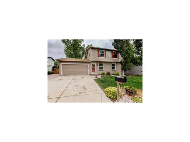 3754 S Quintero Street, Aurora, CO 80013 (MLS #2711267) :: 8z Real Estate