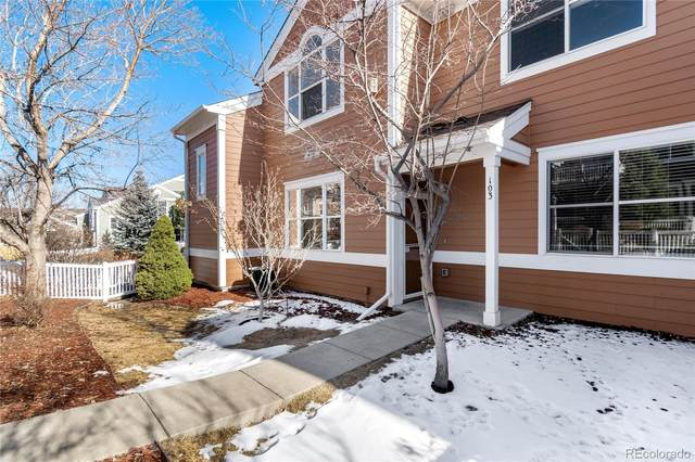 2115 Grays Peak Drive #103, Loveland, CO 80538 (#2711688) :: iHomes Colorado