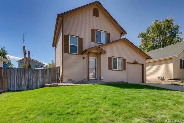 17464 E Chenango Drive, Aurora, CO 80015 (#2711711) :: iHomes Colorado
