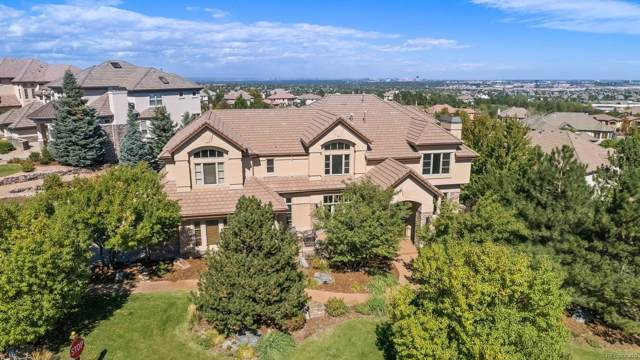 8683 Sawgrass Drive, Lone Tree, CO 80124 (#2712148) :: The Peak Properties Group
