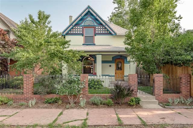 80 W Archer Place, Denver, CO 80223 (MLS #2712298) :: Stephanie Kolesar