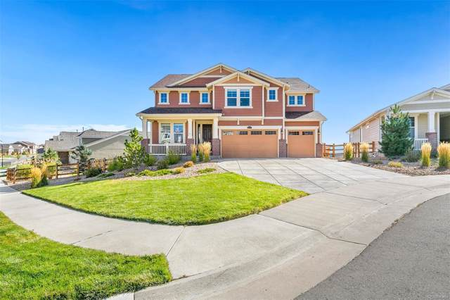 18566 W 83rd Drive, Arvada, CO 80007 (#2712464) :: The DeGrood Team