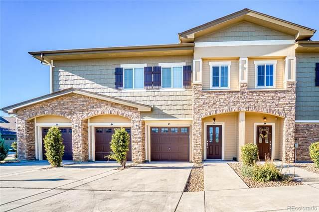 2405 Calais Drive 18C, Longmont, CO 80504 (MLS #2712870) :: 8z Real Estate