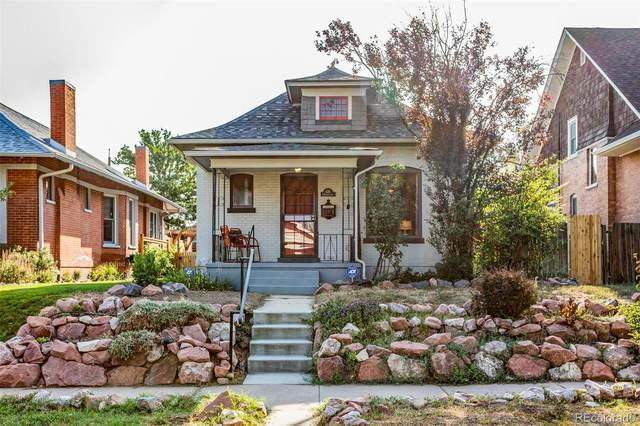 826 S Pennsylvania Street, Denver, CO 80209 (#2713110) :: Bring Home Denver with Keller Williams Downtown Realty LLC
