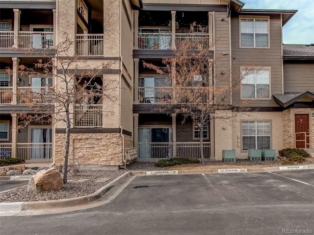 7423 S Quail Circle #1515, Littleton, CO 80127 (#2713374) :: Relevate | Denver
