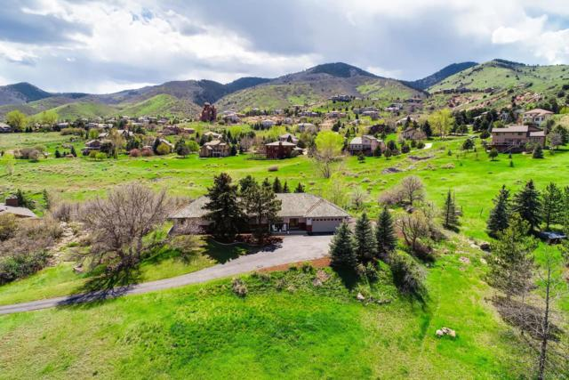 6520 Crestbrook Drive, Morrison, CO 80465 (#2713505) :: The Heyl Group at Keller Williams