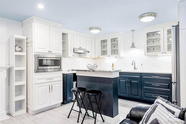 1050 N Lafayette Street #103, Denver, CO 80218 (#2713507) :: The Griffith Home Team