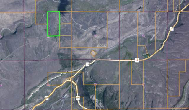 W2NE4 Sec 20-5-86 County Rd 33, Oak Creek, CO 80467 (#2713878) :: HergGroup Denver