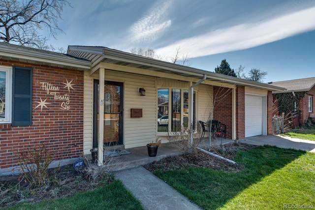 1526 S Elm Street, Denver, CO 80222 (#2714368) :: Re/Max Structure