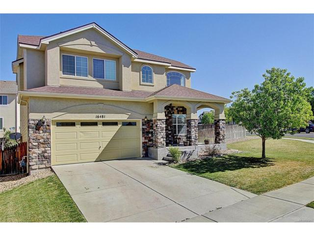 16481 E 106th Way, Commerce City, CO 80022 (MLS #2714389) :: 8z Real Estate
