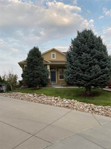 11660 S Breeze Grass Way, Parker, CO 80134 (#2714531) :: HomeSmart Realty Group