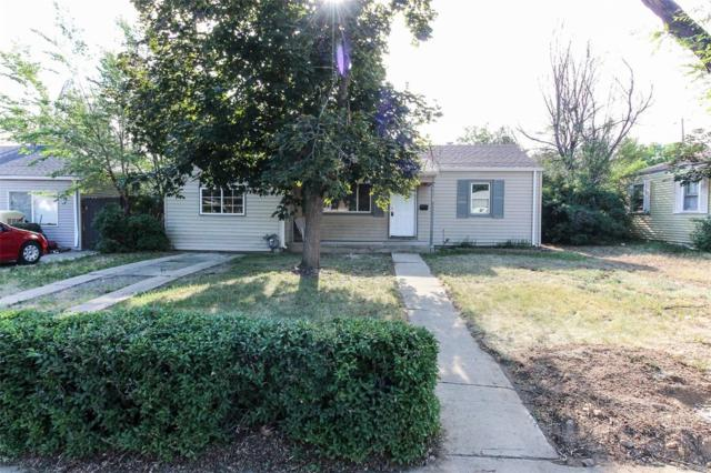 1110 Hanover Street, Aurora, CO 80010 (#2714672) :: The Pete Cook Home Group