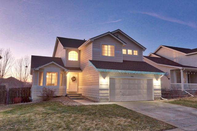 5551 S Quatar Street, Centennial, CO 80015 (#2714980) :: HomeSmart Realty Group