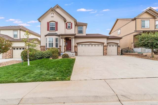 4822 S Perth Street, Centennial, CO 80015 (#2715020) :: Mile High Luxury Real Estate