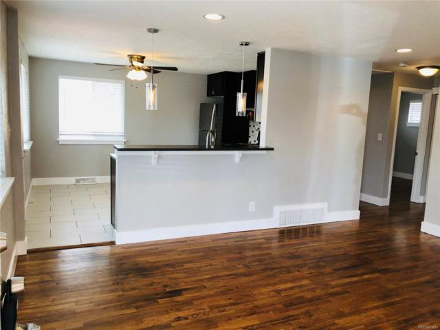 4429 W Tennessee Avenue, Denver, CO 80219 (#2715234) :: The Griffith Home Team
