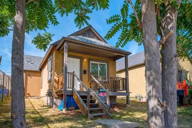 4431 Cherokee Street, Denver, CO 80216 (MLS #2715635) :: Find Colorado Real Estate
