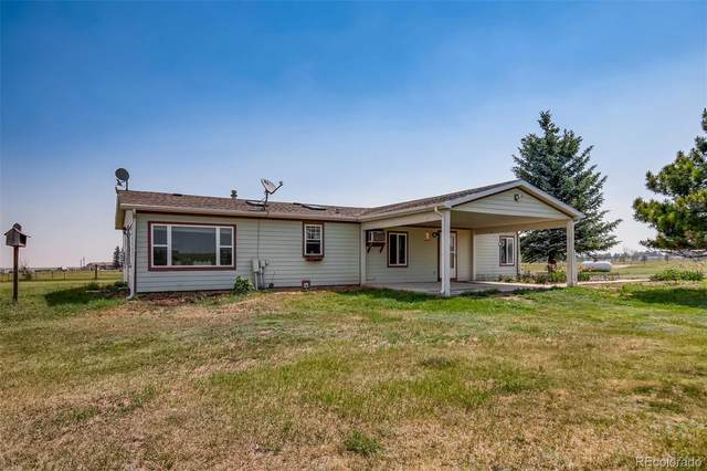 22631 Eagle Drive, Elbert, CO 80106 (MLS #2715702) :: 8z Real Estate