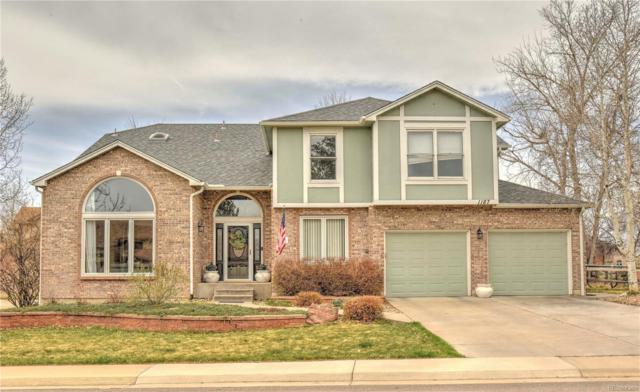 1187 Clubhouse Drive, Broomfield, CO 80020 (#2715779) :: The Peak Properties Group