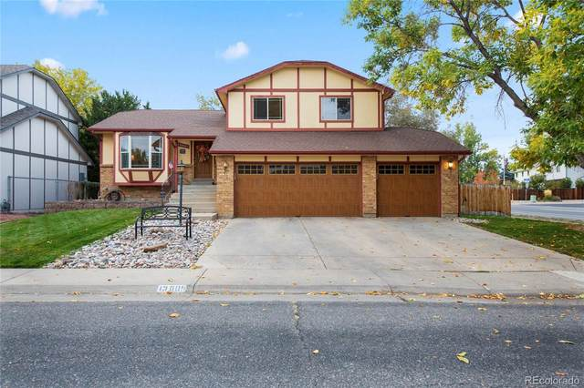 13805 W 66th Place, Arvada, CO 80004 (#2716241) :: Mile High Luxury Real Estate