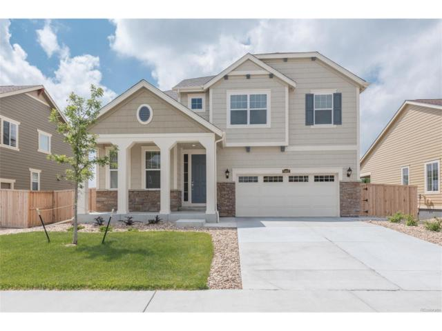 5402 E 140th Place, Thornton, CO 80602 (#2716579) :: The Griffith Home Team