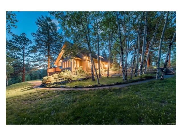 34089 Woodland Drive, Evergreen, CO 80439 (MLS #2716908) :: 8z Real Estate