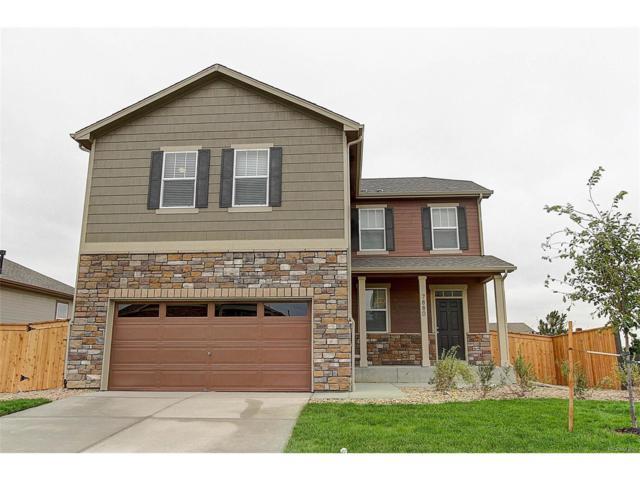5735 Echo Park Circle, Castle Rock, CO 80104 (MLS #2717565) :: 8z Real Estate