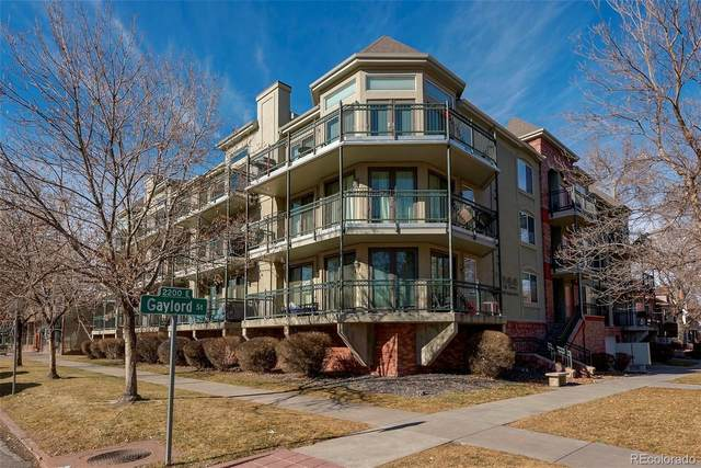 1705 Gaylord Street #206, Denver, CO 80206 (#2718332) :: Stephanie Fryncko | Keller Williams Integrity