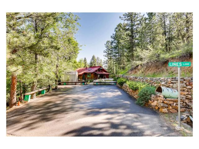 25993 Lines Lane, Kittredge, CO 80439 (#2718488) :: Bring Home Denver
