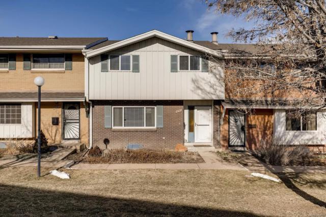 9293 E Oxford Drive, Denver, CO 80237 (MLS #2718555) :: 8z Real Estate