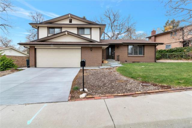 11244 W Mexico Drive, Lakewood, CO 80232 (#2719027) :: House Hunters Colorado
