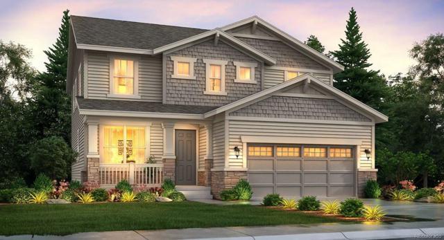 8876 Lanceleaf Street, Parker, CO 80134 (#2719242) :: The Peak Properties Group