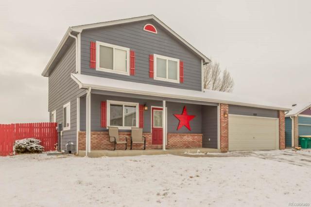 527 S Ursula Avenue, Milliken, CO 80543 (#2720250) :: The Peak Properties Group