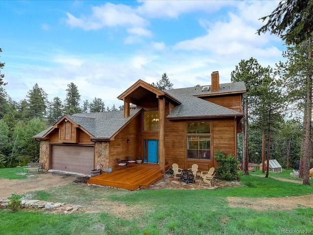 6634 Louise Lane, Evergreen, CO 80439 (#2720573) :: Berkshire Hathaway HomeServices Innovative Real Estate