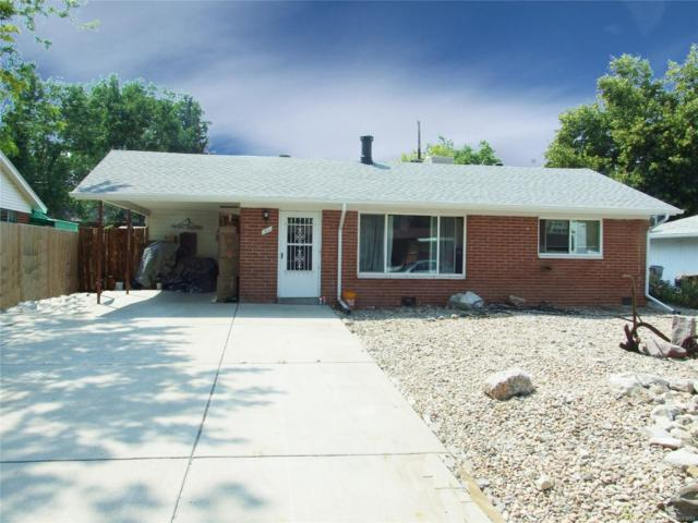 371 S Simms Street, Lakewood, CO 80228 (#2720612) :: Bring Home Denver