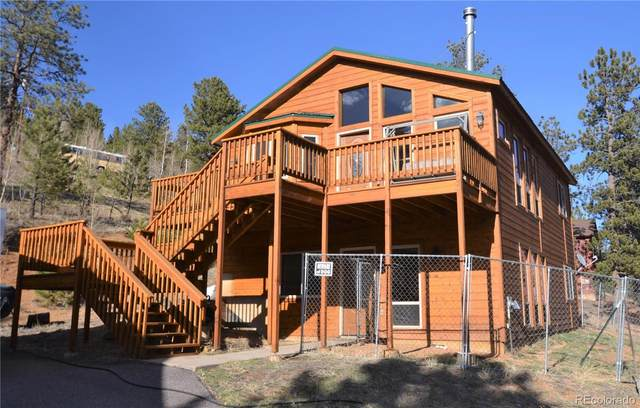 627 N Random Road, Bailey, CO 80421 (#2720653) :: Wisdom Real Estate