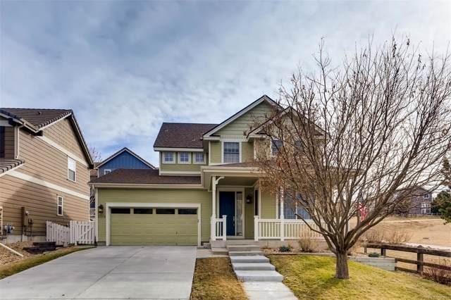 3314 Brushwood Drive, Castle Rock, CO 80109 (#2720972) :: The Peak Properties Group