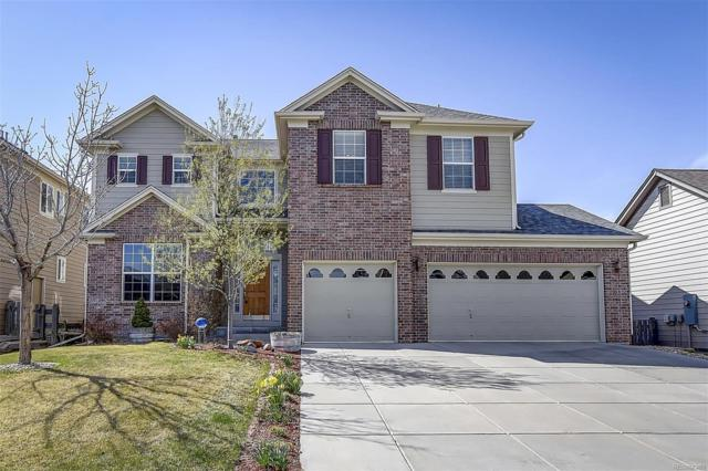 22718 Hopewell Avenue, Parker, CO 80138 (#2721042) :: The Galo Garrido Group