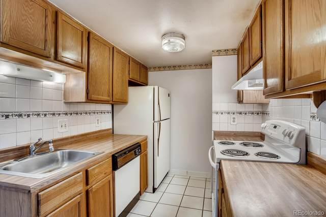 1358 S Irving Street #18, Denver, CO 80219 (MLS #2721406) :: 8z Real Estate