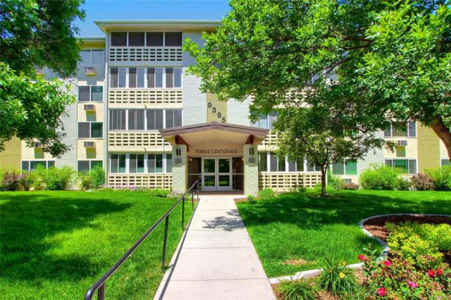 9385 E Center Avenue 4C, Denver, CO 80247 (#2722017) :: Mile High Luxury Real Estate